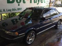 Bán Toyota Camry DX 2.0 MT đời 1990, màu xanh lam, nhập khẩu   giá 106 triệu tại BR-Vũng Tàu