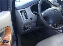 Bán xe Toyota Innova G đời 2009, màu bạc   giá 425 triệu tại Khánh Hòa