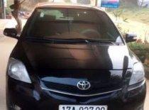 Bán Toyota Vios 2009, màu đen, giá 255tr giá 255 triệu tại Yên Bái