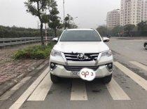 Bán Toyota Fortuner 4x2 AT năm 2017, màu trắng, nhập khẩu nguyên chiếc giá 1 tỷ 250 tr tại Thái Nguyên