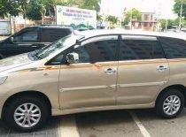 Bán xe Toyota Innova E sản xuất 2012, màu vàng cát giá 520 triệu tại BR-Vũng Tàu