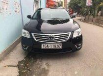 Bán Toyota Camry năm sản xuất 2009, màu đen, xe nhập chính chủ giá 590 triệu tại Thái Bình