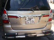 Bán lại xe Toyota Innova J đời 2008, màu bạc giá 295 triệu tại Phú Yên