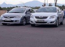 Cần bán gấp Toyota Camry năm sản xuất 2008, màu bạc giá cạnh tranh giá 505 triệu tại Gia Lai