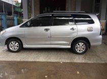 Bán xe Toyota Innova G đời 2008, màu bạc giá 350 triệu tại Quảng Ngãi