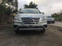 Cần bán lại xe Toyota Innova sản xuất năm 2015, màu bạc chính chủ, giá 595tr giá 595 triệu tại Thái Bình