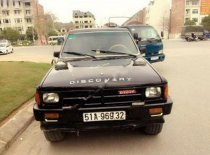 Bán xe Toyota 4 Runner 2.4MT  4x4 1990, màu đen, xe nhập giá 89 triệu tại Hà Nội