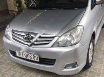 Bán Toyota Innova G sản xuất năm 2009, màu bạc giá 348 triệu tại Quảng Ngãi