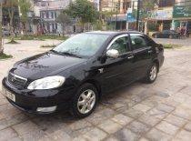 Bán ô tô Toyota Corolla altis 1.8G MT sản xuất 2004, màu đen giá 275 triệu tại Vĩnh Phúc