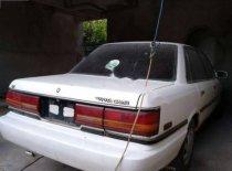 Bán xe Toyota Camry DX 2.0 MT sản xuất 1990, màu trắng, nhập khẩu số sàn giá cạnh tranh giá 89 triệu tại Quảng Ngãi