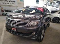 Bán xe Toyota Fortuner V 2014, màu xám, đi 46.000km, xe đẹp, chất lượng, giá tốt giá 830 triệu tại Tp.HCM