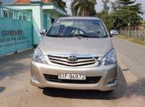 Chính chủ bán Toyota Innova G đời 2010, màu vàng giá 389 triệu tại Tp.HCM