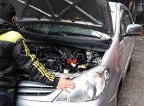 Cần bán Toyota Innova G 2009, màu bạc, giá chỉ 418 triệu giá 418 triệu tại Phú Thọ