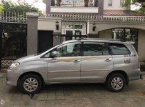 Bán xe Toyota Innova G sản xuất năm 2009, màu bạc xe gia đình, giá tốt giá 405 triệu tại Đà Nẵng