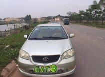 Gia đình bán Toyota Vios 2005, màu bạc giá 178 triệu tại Vĩnh Phúc