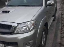 Bán Toyota Hilux G năm 2010, màu bạc  giá 405 triệu tại Hải Dương