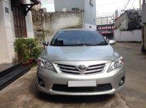 Cần bán chiếc Toyota Altis 1.8AT 2010 màu bạc, xe zin giá 515 triệu tại Tp.HCM