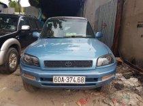 Bán ô tô Toyota RAV4 đời 1996, màu xanh lam   giá 215 triệu tại Đồng Tháp