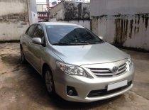 Cần bán chiếc Toyota Altis 1.8AT 2010, màu bạc zin giá 515 triệu tại Tp.HCM