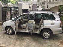 Bán ô tô Toyota Innova G đời 2009, màu bạc, nhập khẩu, chính chủ, 405 triệu giá 405 triệu tại Đà Nẵng