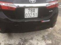 Bán xe Toyota Corolla altis năm sản xuất 2016, màu đen  giá 680 triệu tại Phú Yên
