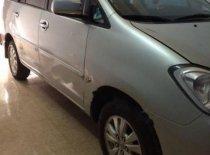 Bán Toyota Innova G đời 2009, màu bạc xe gia đình, giá chỉ 462 triệu giá 462 triệu tại Thái Bình