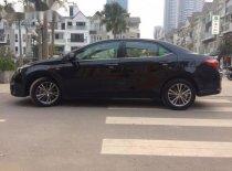 Bán Toyota Corolla altis 1.8AT đời 2015, màu đen giá 693 triệu tại Hà Nội