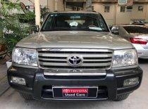 Cần bán xe Toyota Land Cruiser GX sản xuất 2005, màu bạc, hỗ trợ giá tốt giá 630 triệu tại Tp.HCM