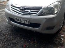 Cần bán lại xe Toyota Innova đời 2010, màu bạc giá 358 triệu tại Đồng Nai