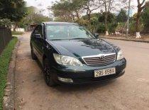 Bán xe Toyota Camry năm sản xuất 2004 chính chủ, giá chỉ 338 triệu giá 338 triệu tại Hà Nội