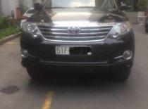 Bán ô tô Toyota Fortuner năm 2016, màu đen chính chủ giá 850 triệu tại Tp.HCM