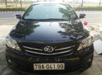 Chính chủ bán Toyota Corolla altis G đời 2011, màu đen giá 515 triệu tại Phú Yên