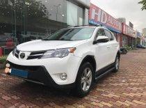Chính chủ bán Toyota RAV4 XLE 2.5 AWD 2014, màu trắng, nhập khẩu giá 1 tỷ 230 tr tại Hà Nội
