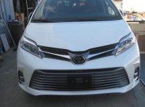 Bán xe Toyota Siena Limited sản xuất 2018, màu trắng, nhập khẩu Mỹ mới 100% giá 4 tỷ 20 tr tại Hà Nội