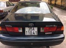 Cần bán Toyota Camry GLI sản xuất năm 1998, màu xanh lam, xe nhập khẩu giá 225 triệu tại Ninh Bình