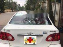 Cần bán Toyota Corolla altis đời 2003, màu trắng chính chủ giá 225 triệu tại Quảng Trị