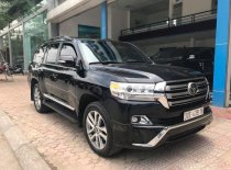 Cần bán Toyota Land Cruiser VX sản xuất 2017, màu đen, nhập khẩu nguyên chiếc, chính chủ giá 1 triệu tại Hà Nội