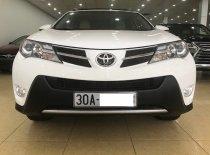 Bán xe Toyota RAV4 XLE đời 2014, màu trắng, nhập khẩu chính hãng, chính chủ giá 1 tỷ 220 tr tại Hà Nội