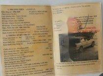 Cần bán gấp Toyota Carina đời 1986, màu trắng, 35 triệu giá 35 triệu tại Nam Định