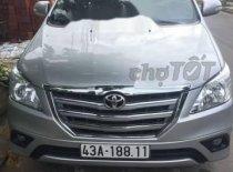 Cần bán lại xe Toyota Innova đời 2016, màu bạc như mới  giá 575 triệu tại Quảng Trị