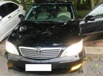 Bán xe Toyota Camry 3.0V sản xuất 2002, màu đen, giá chỉ 338 triệu giá 338 triệu tại Hà Nội