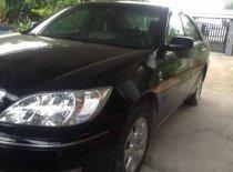 Bán Toyota Camry 2.4G 2003, màu đen   giá 335 triệu tại Bình Dương