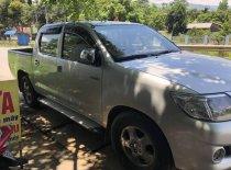 Bán ô tô Toyota Hilux đời 2012, màu bạc giá 380 triệu tại Lào Cai