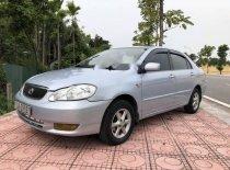 Bán ô tô Toyota Corolla altis 1.8G đời 2001, màu bạc, giá chỉ 230 triệu giá 230 triệu tại Hà Nội