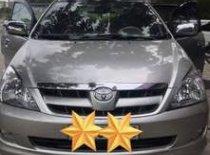 Cần bán lại xe Toyota Innova G sản xuất 2007, màu bạc, giá chỉ 355 triệu giá 355 triệu tại Phú Yên