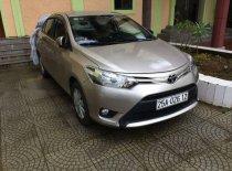 Cần bán gấp Toyota Vios E CVT năm 2018 số tự động giá 560 triệu tại Lai Châu