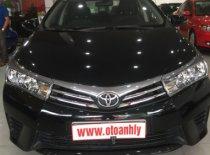 Bán Toyota Corolla 1.8MT năm 2015, màu đen  giá 605 triệu tại Phú Thọ