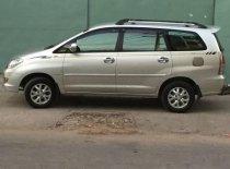 Cần bán Toyota Innova đời 2006, màu bạc chính chủ giá 390 triệu tại An Giang