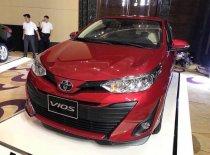 Cần bán xe Toyota Vios G đời 2018, màu đỏ giá cạnh tranh giá 606 triệu tại Hải Dương