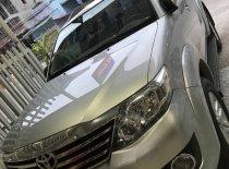 Bán Toyota Fortuner G đời 2012, màu bạc, 748tr giá 748 triệu tại Bình Thuận